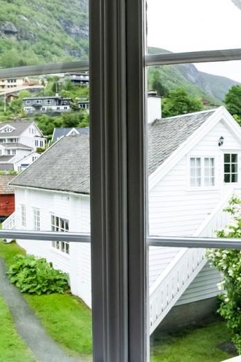 View dari jendela kamar